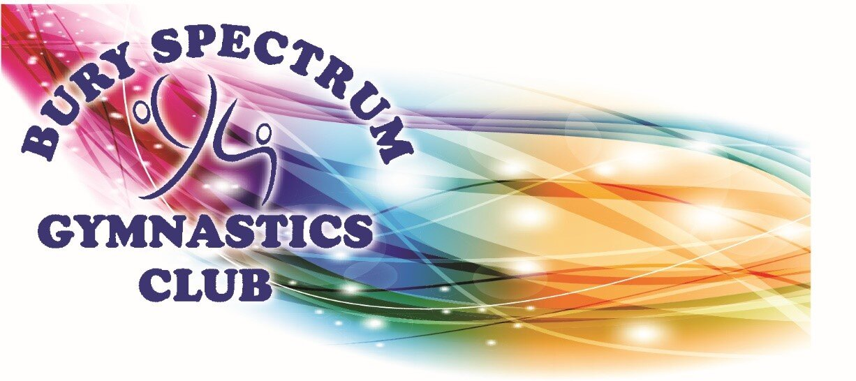 Bury Spectrum Gymnastics and Activity Centre's logo