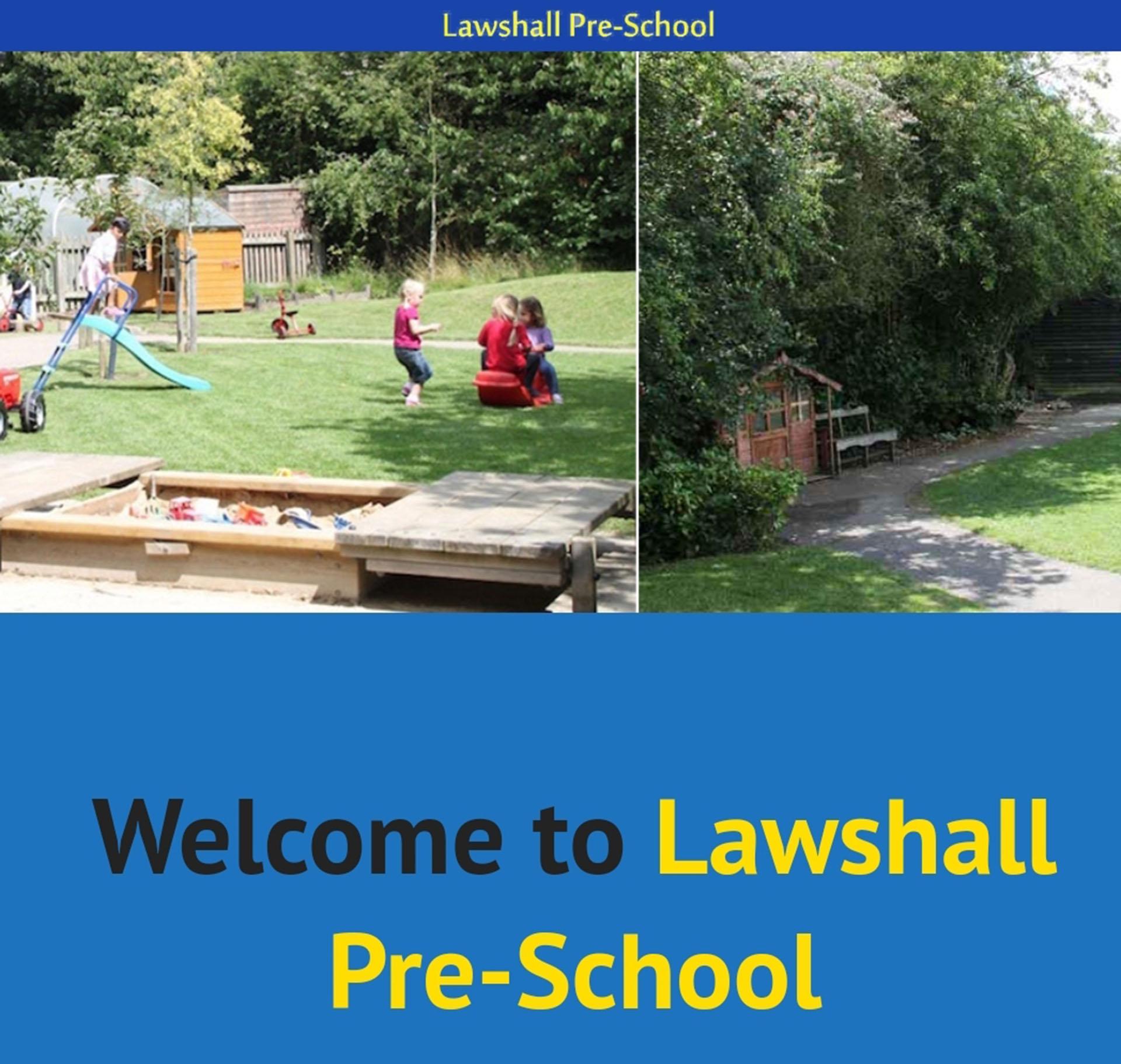 Lawshall Pre-School 's logo