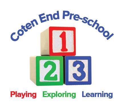 DELETE Coten End Pre School's logo