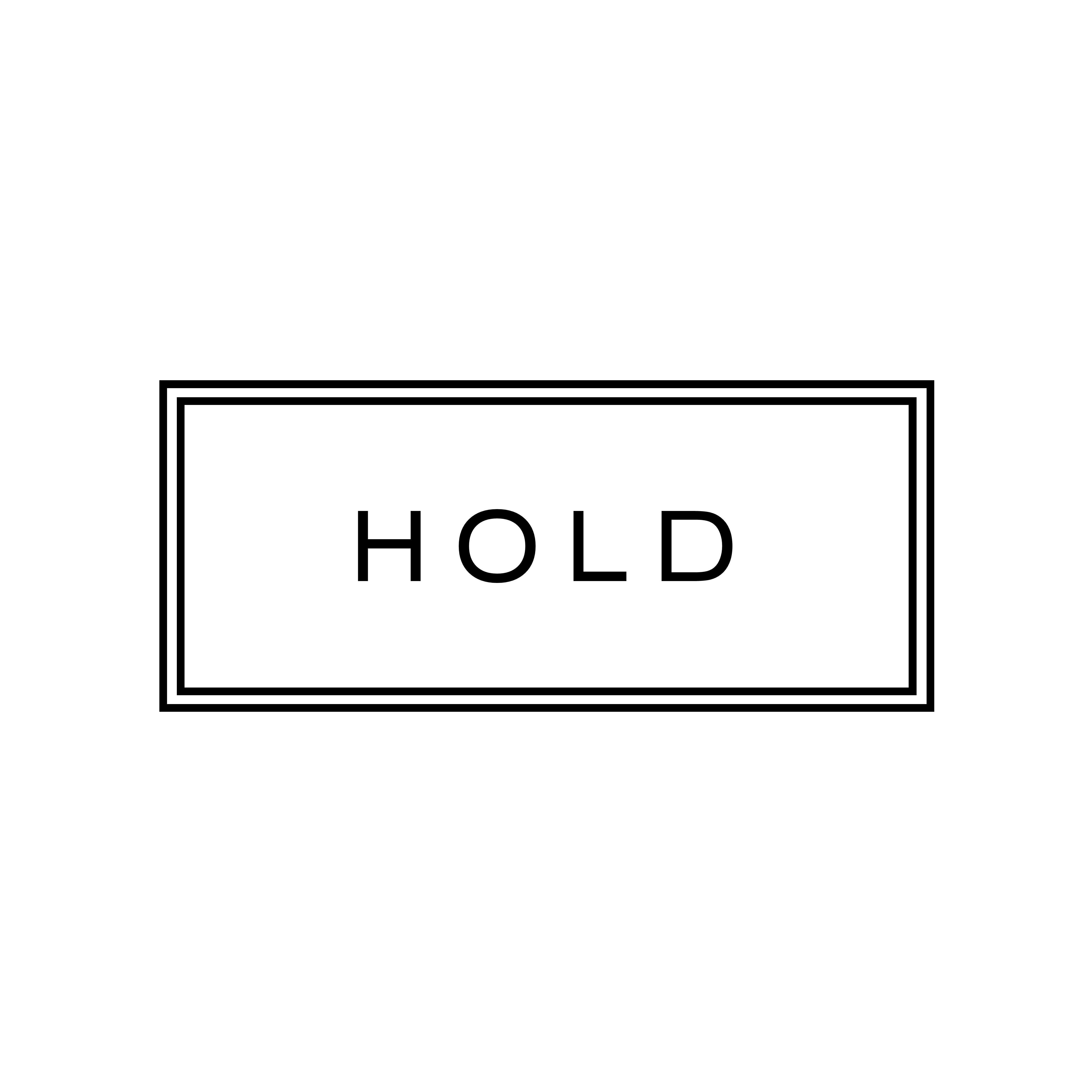 HOLD®'s logo