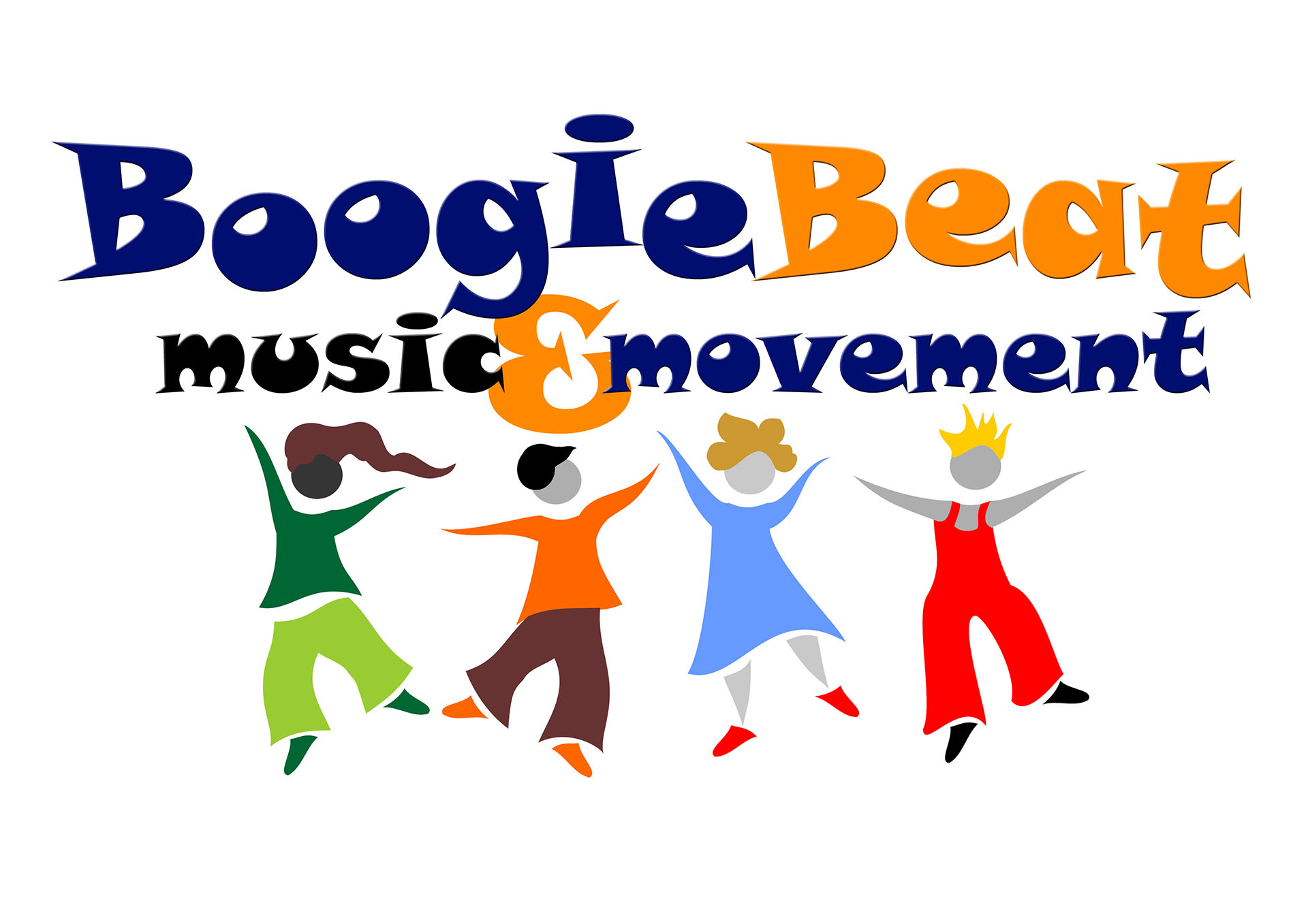 Boogie Beat South Oxfordshire's logo