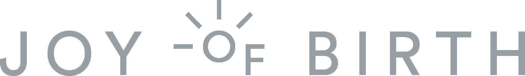 Joy of Birth's logo