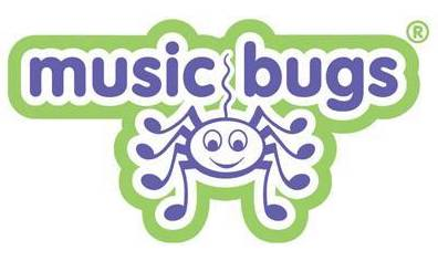 Music Bugs Northampton's logo