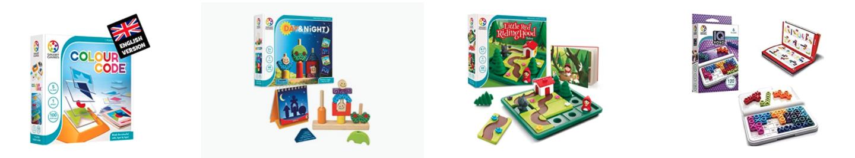 Smart Games - Logic Puzzles's main image