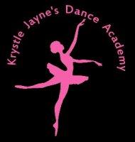 Krystle Jayne's Dance Academy's logo