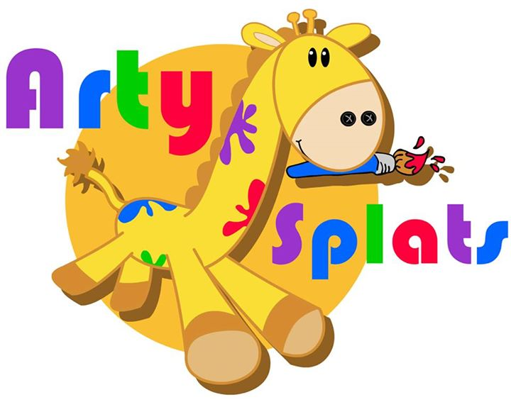 Warwickshire Arty Splats's logo