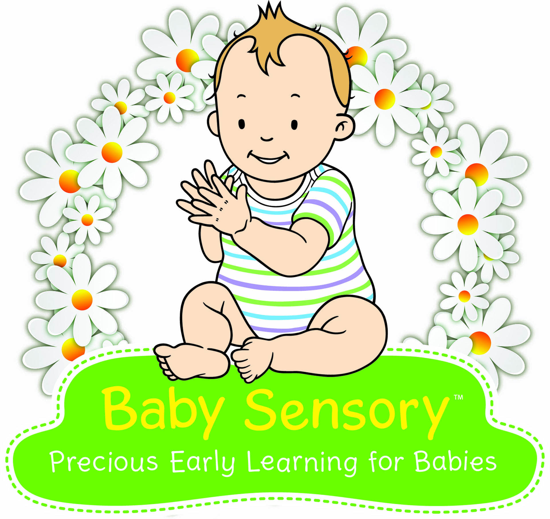 Baby Sensory Guildford's logo