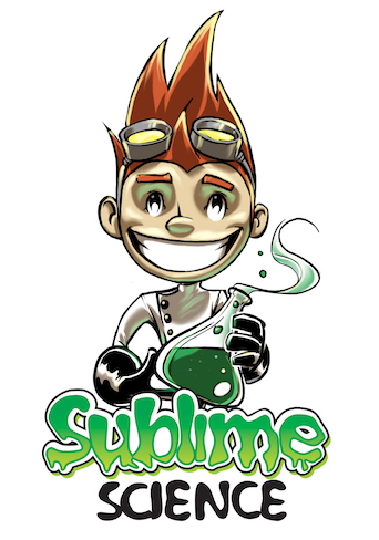 Sublime Science's logo