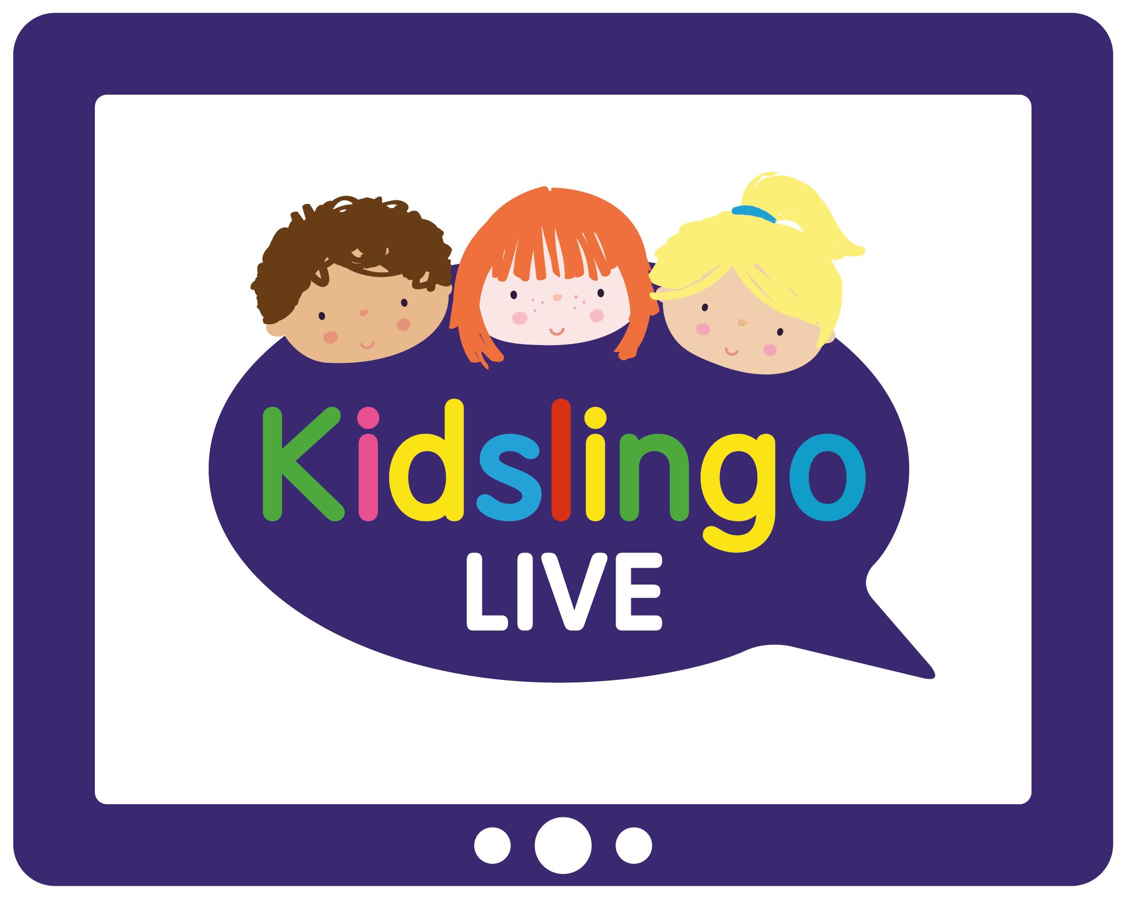 Kidslingo Cheltenham, Gloucester & Tewkesbury's logo