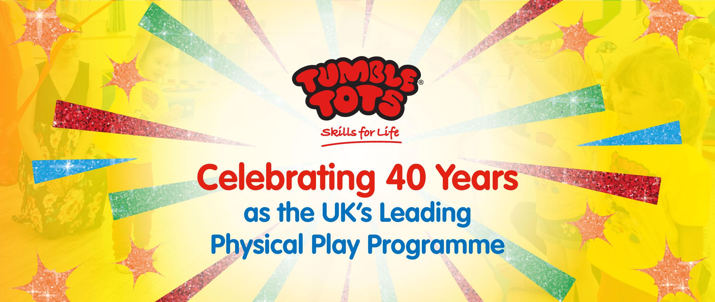 Tumble Tots Aylesbury, Arncott, Berkhamsted, Steeple Clayon, Thame's main image