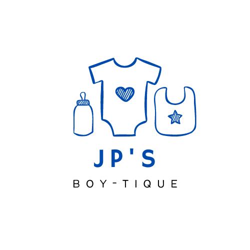 JP's Boytique's logo