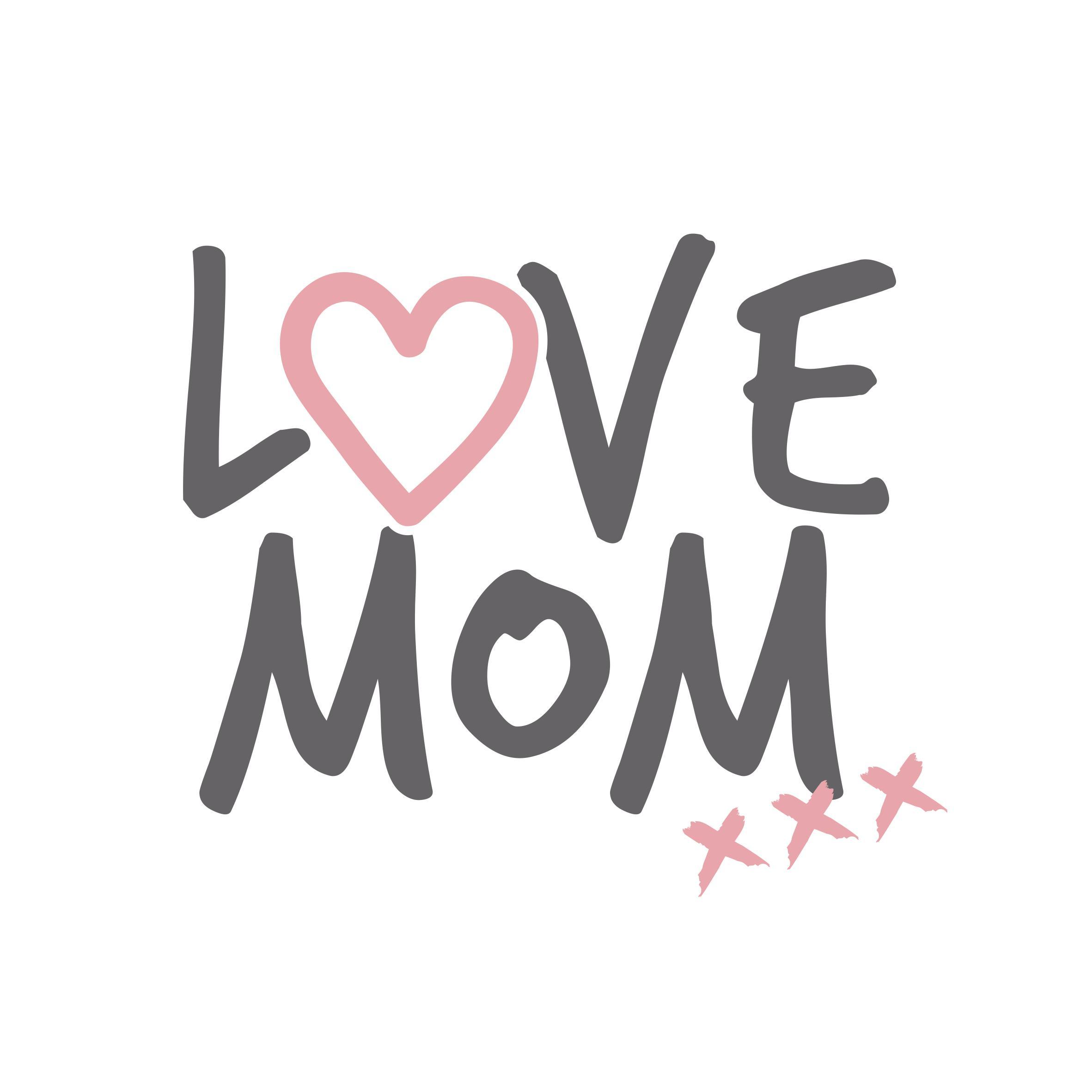 Love Mom's logo