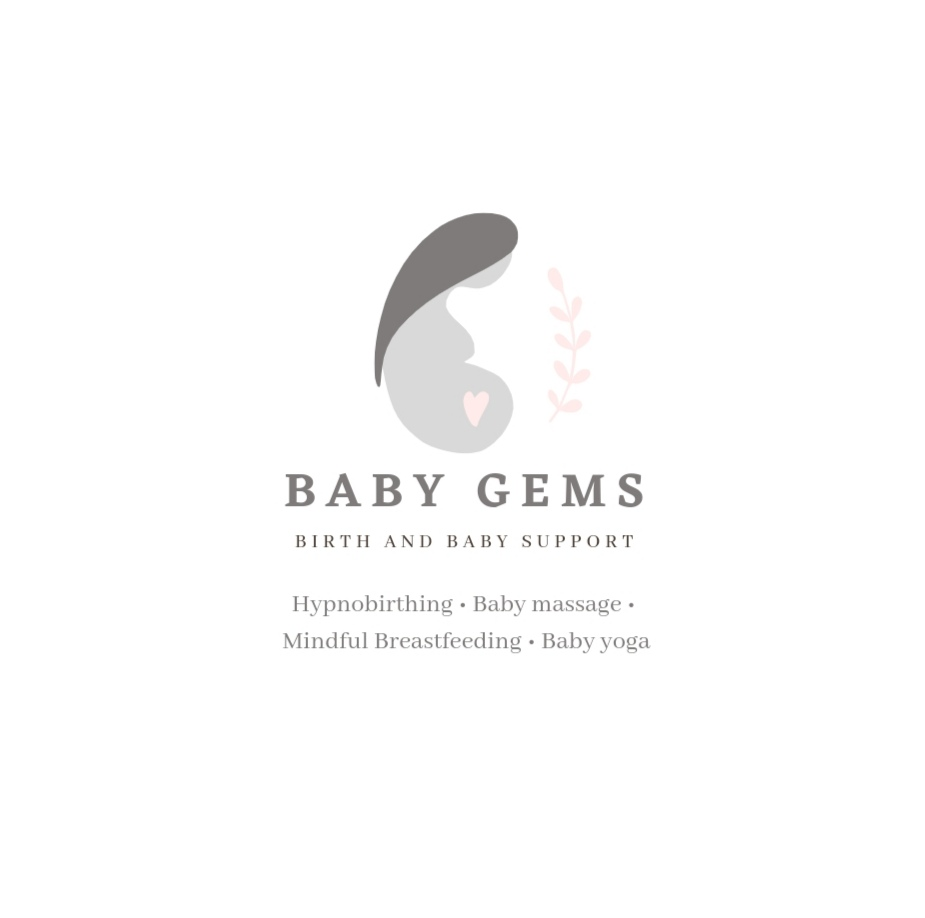 Baby Gems pregnancy and baby well being 's logo