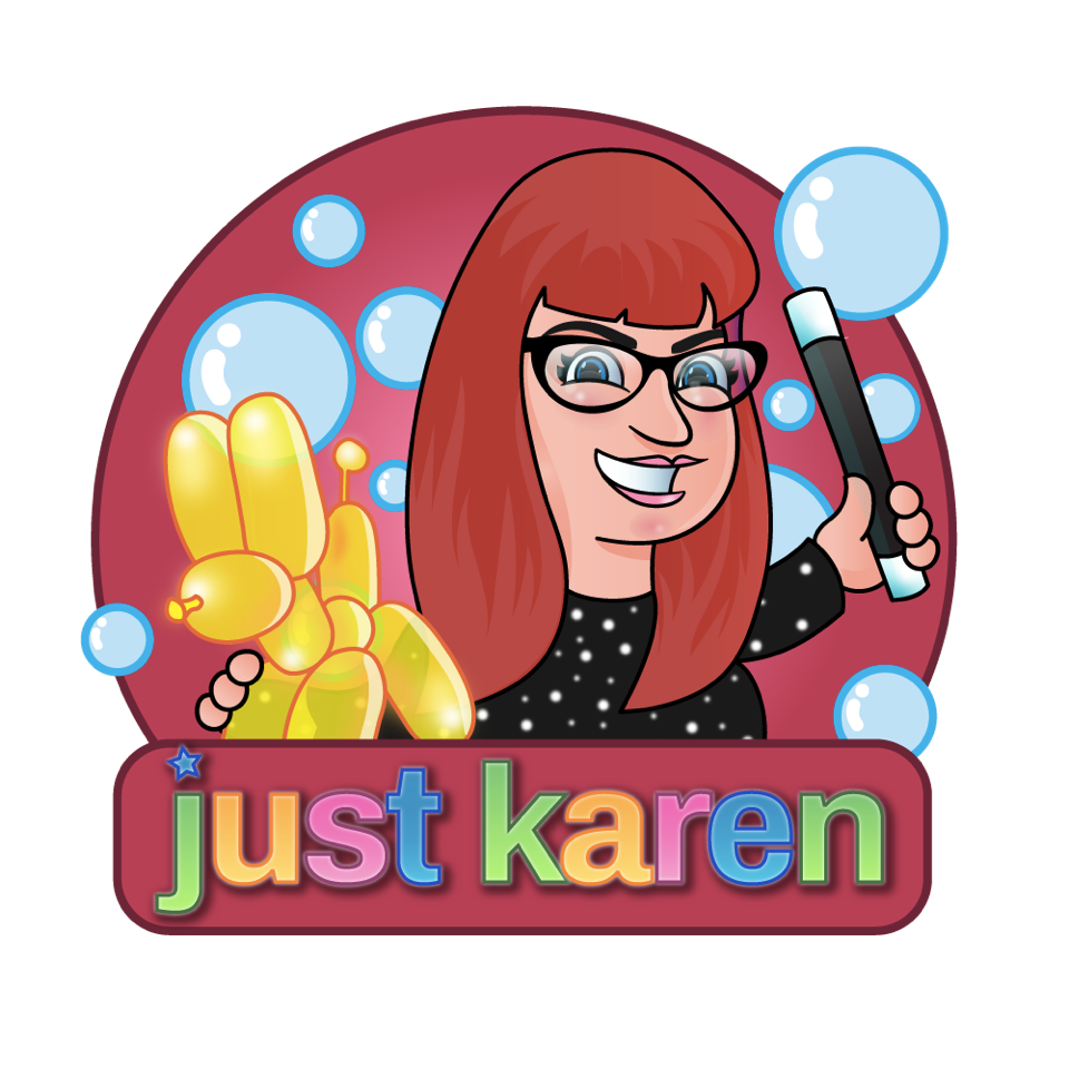 Just Karen's logo
