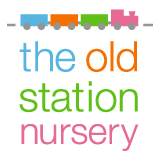 The Old Station Nursery's logo