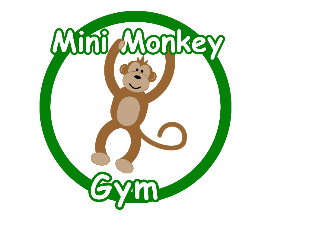 Mini Monkey Gym Poole and Bournemouth's logo