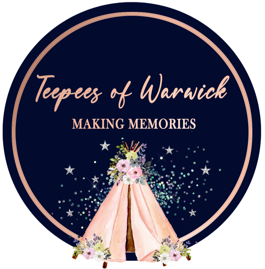 Teepees of Warwick's logo