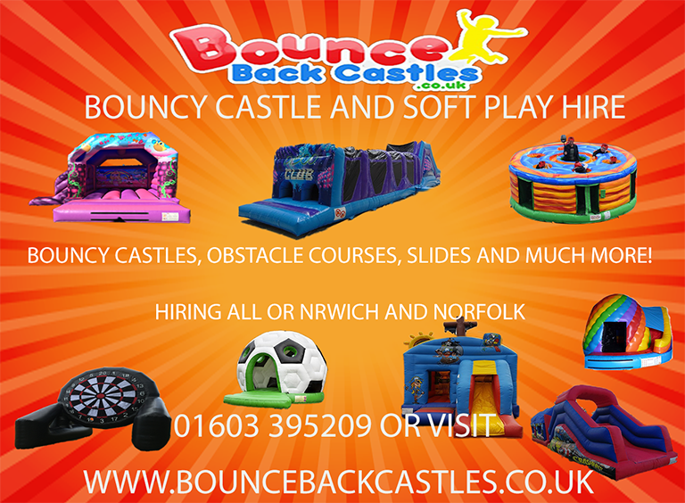 Bounce Back Castles Ltd's main image