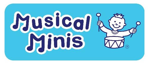 Musical Minis @home's logo