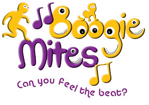 Boogie Mites South Oxfordshire's logo