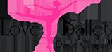 LoveBallet Dance Company's logo