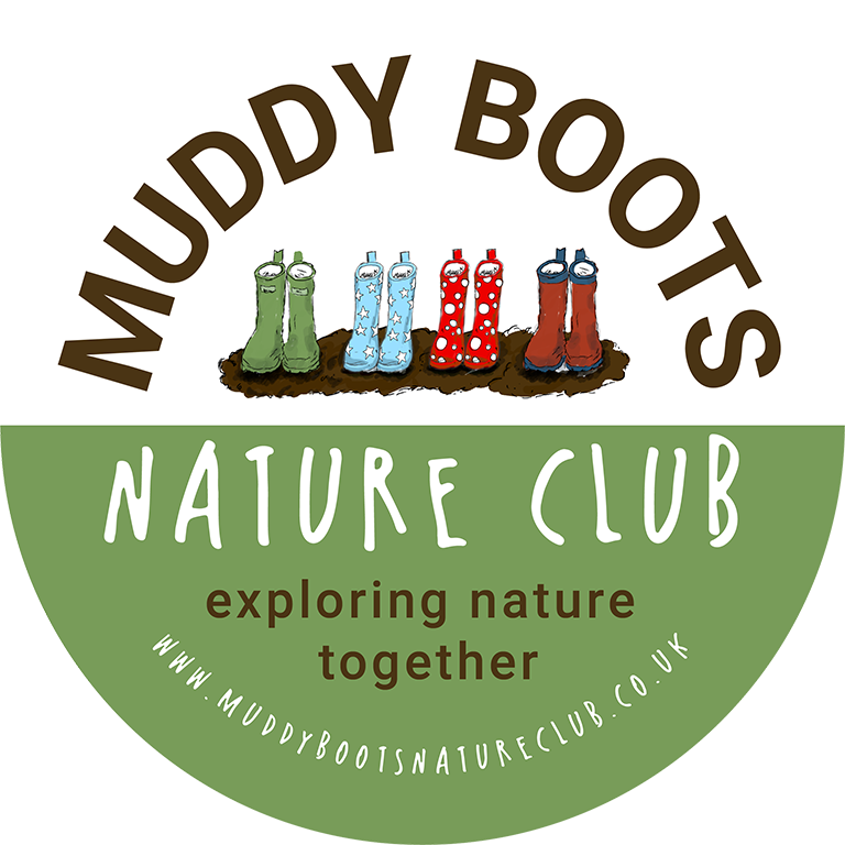 Muddy Boots Nature Club's logo