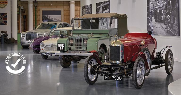 British Motor Museum's main image