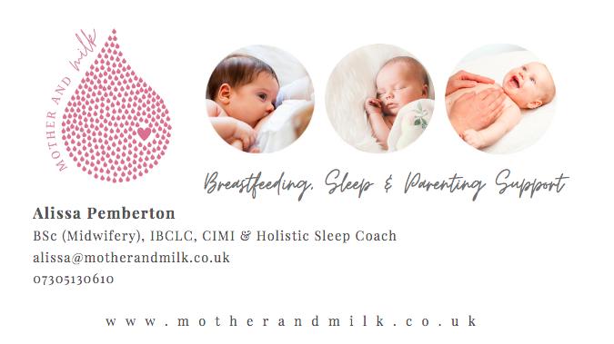 Alissa Pemberton IBCLC & Holistic Sleep Coach's main image
