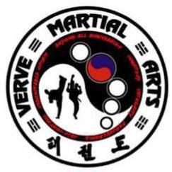 Verve Martial Arts Thetford's logo