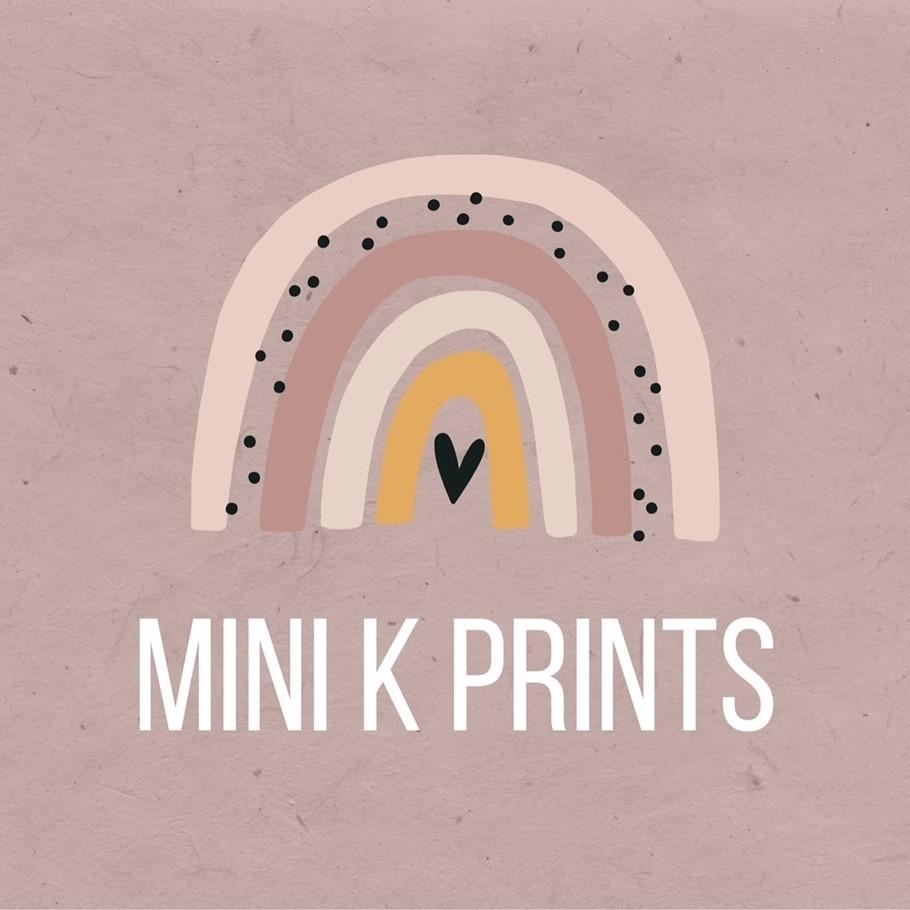 Mini K Prints's logo