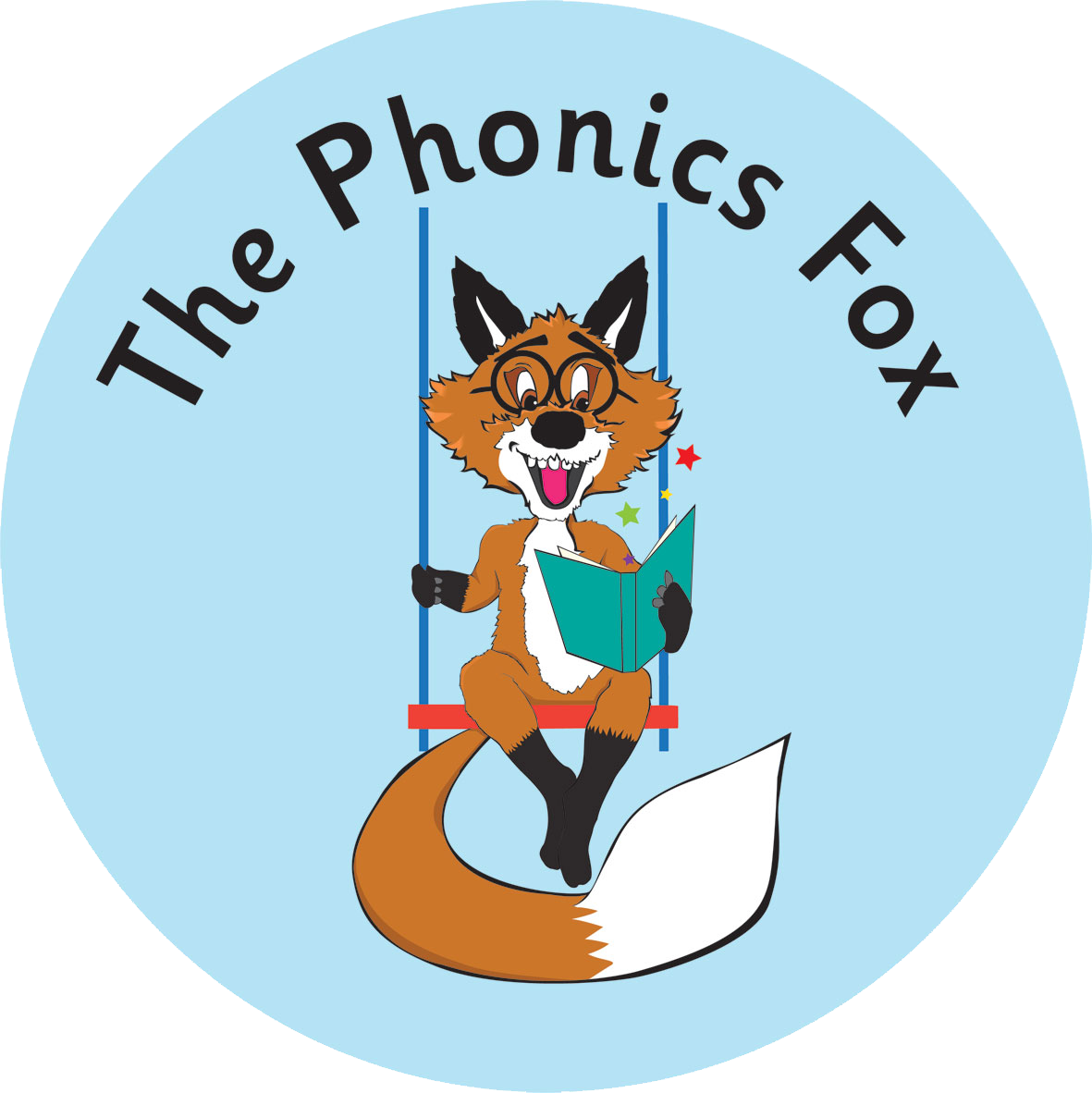 The Phonics Fox's logo