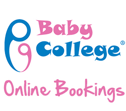 Baby College Derby's logo