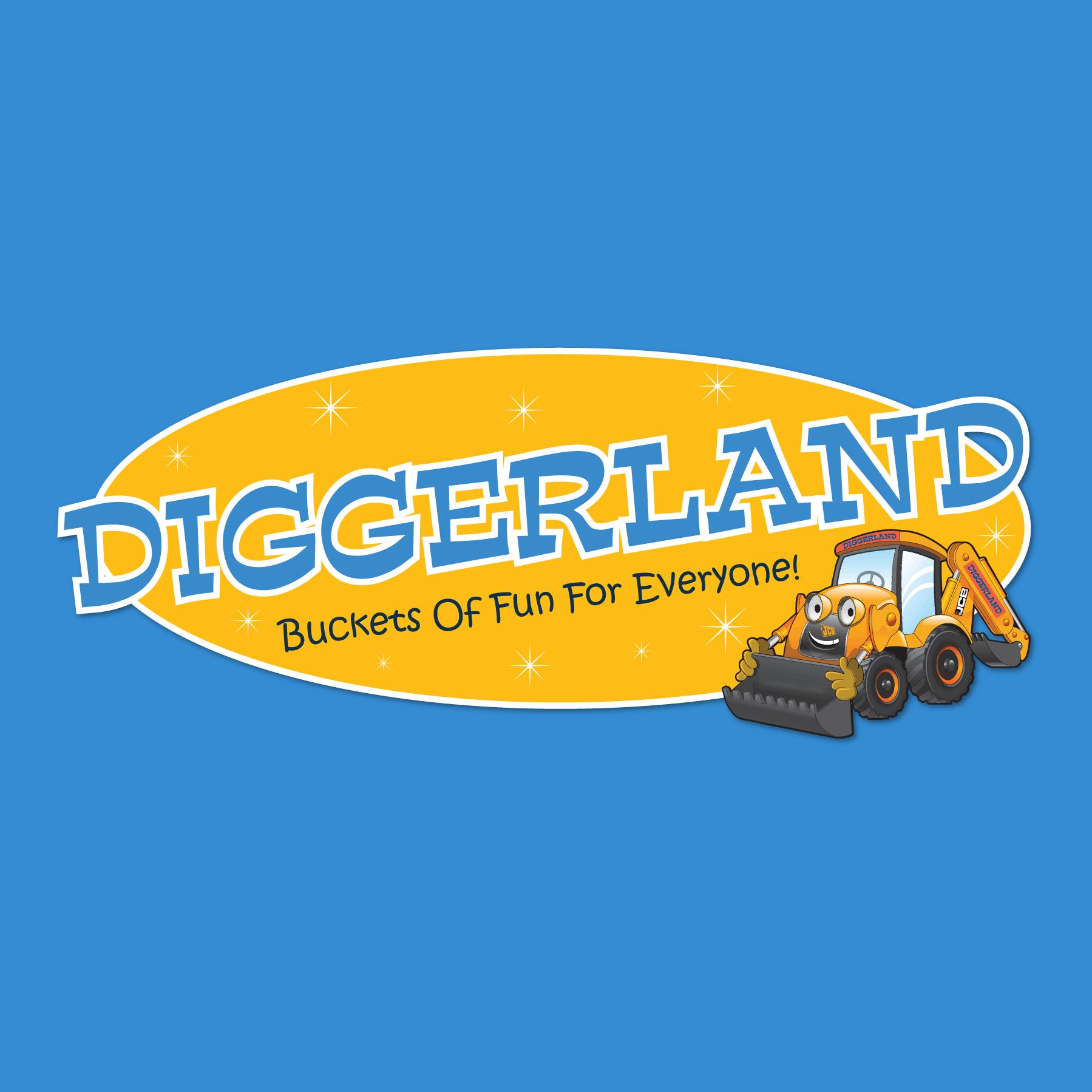 Diggerland's logo