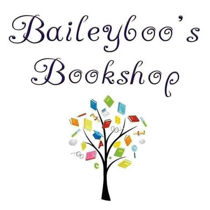 Baileyboos Bookshop's logo