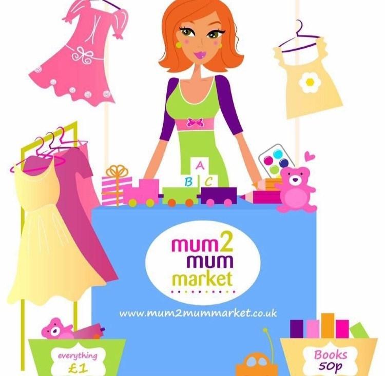 Mum2mum market Warwickshire's logo