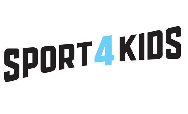 Sport4Kids Stafford's logo