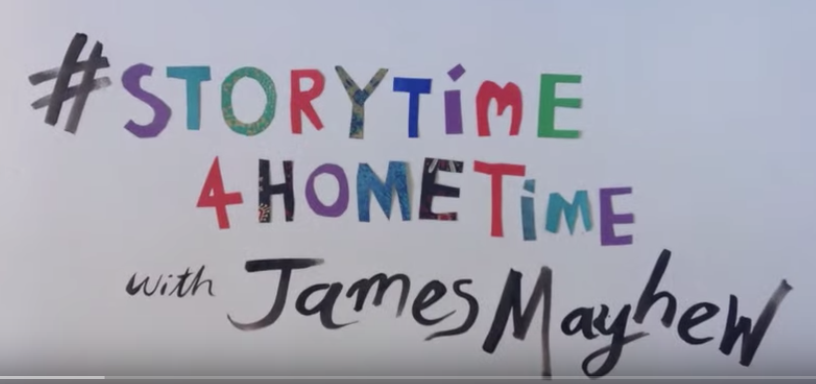 Story Time 4 Home Time's logo