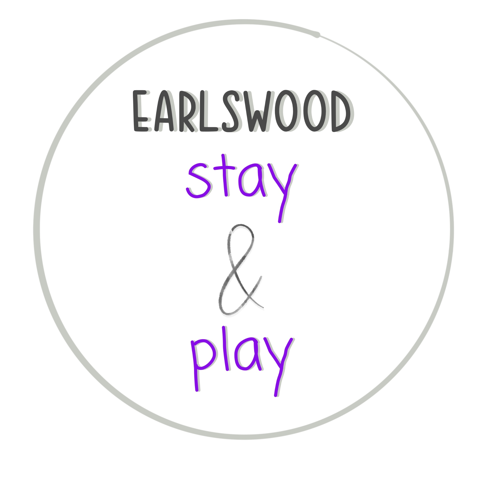 Earlswood Stay and Play's logo