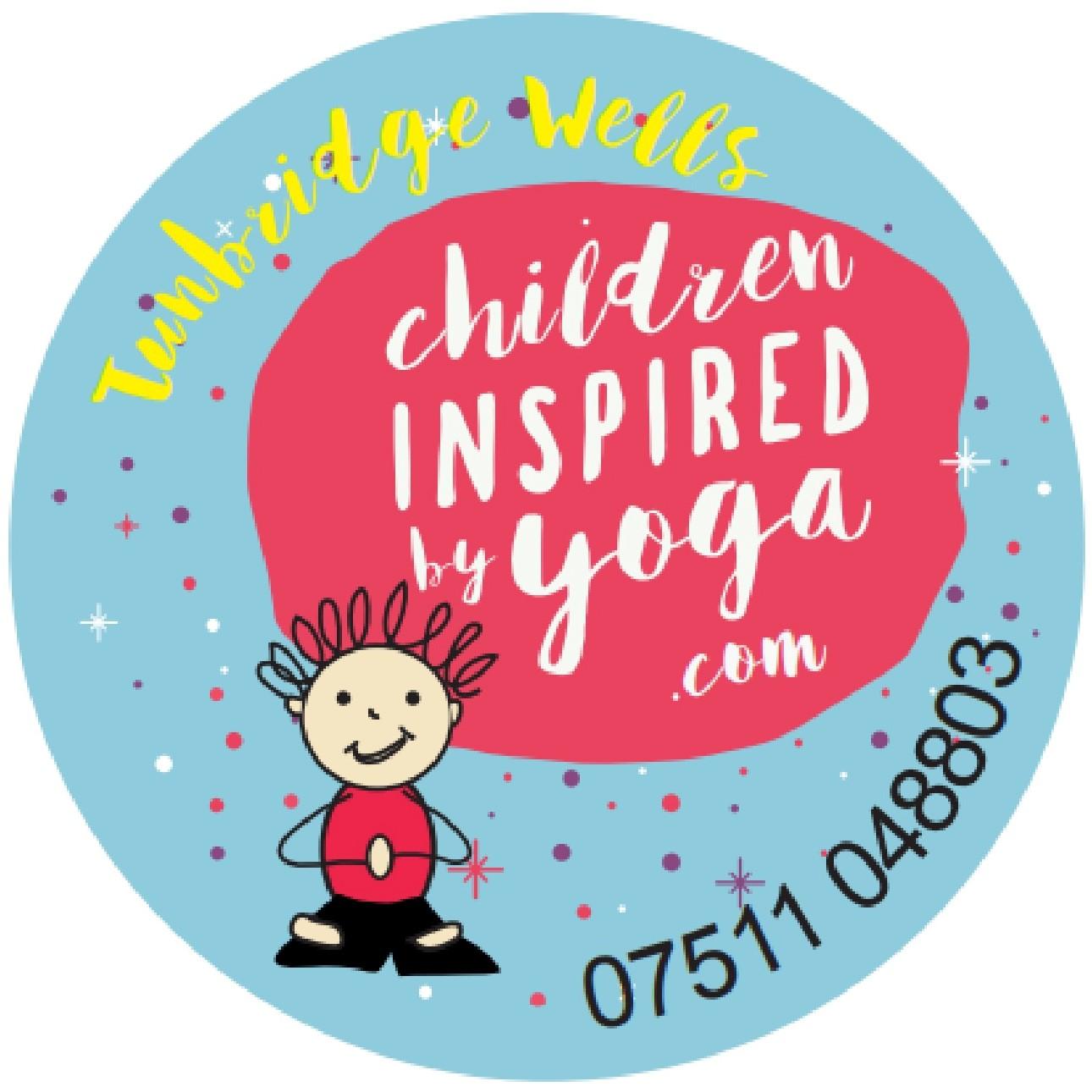 Children Inspired by Yoga (Tunbridge Wells)'s logo