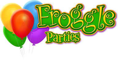 Froggle Parties Ltd's logo