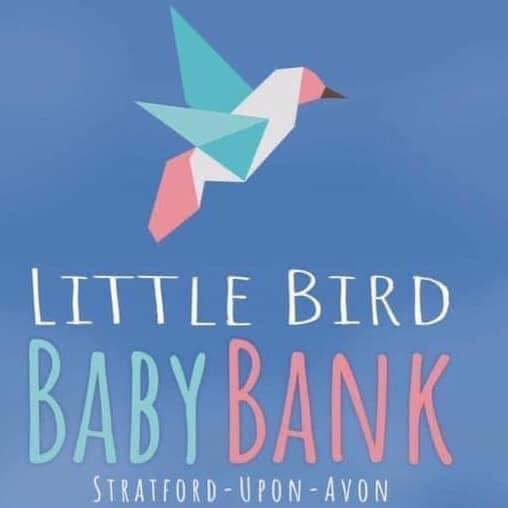 Stratford on Avon Little Bird Babybank's logo