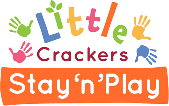 Little Crackers Stay 'n' Play's logo