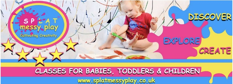 Splat Messy Play Oxford, Didcot and surrounding areas's main image