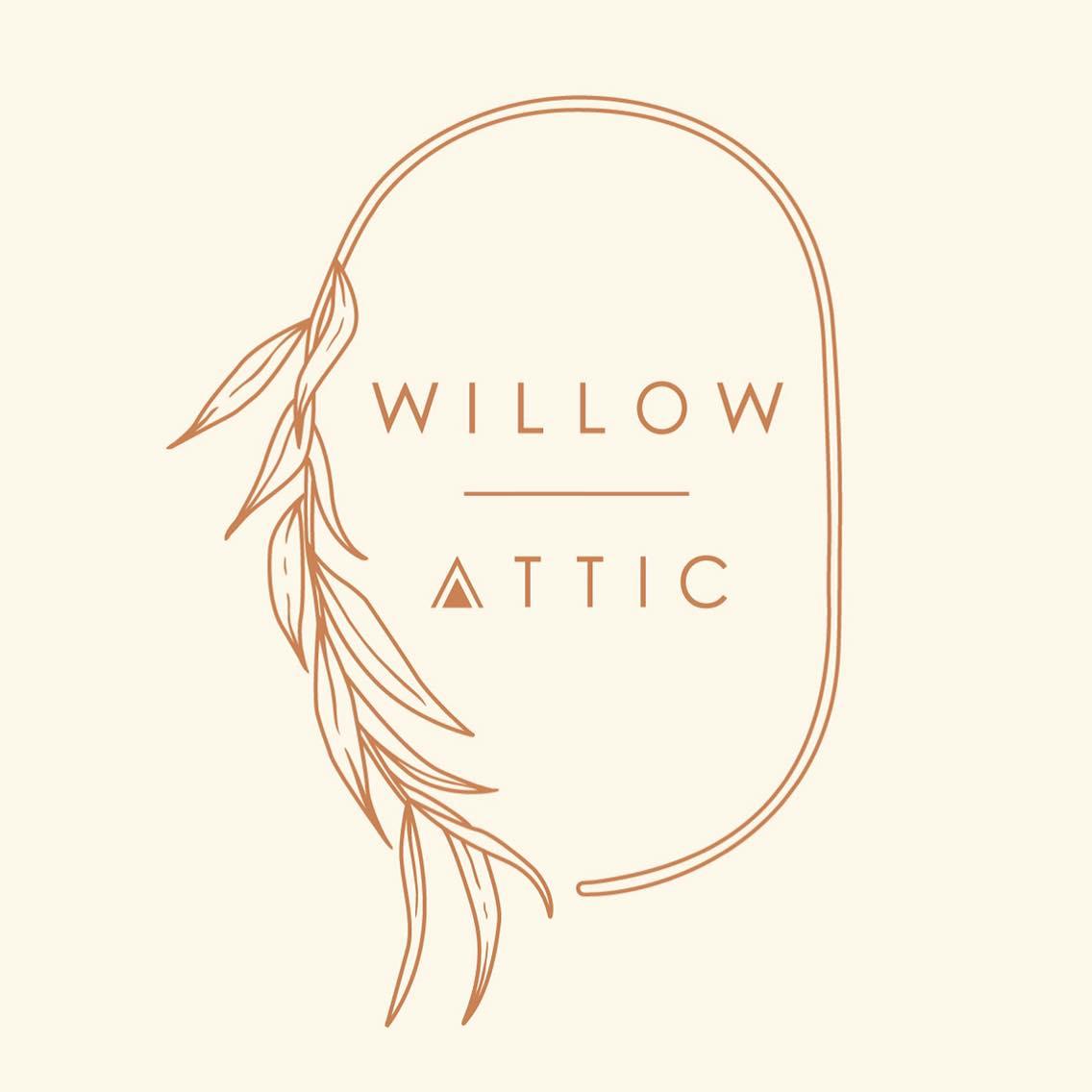 Willow Attic - Mama & Baby Subscription Box's logo