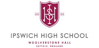 Ipswich High School's logo