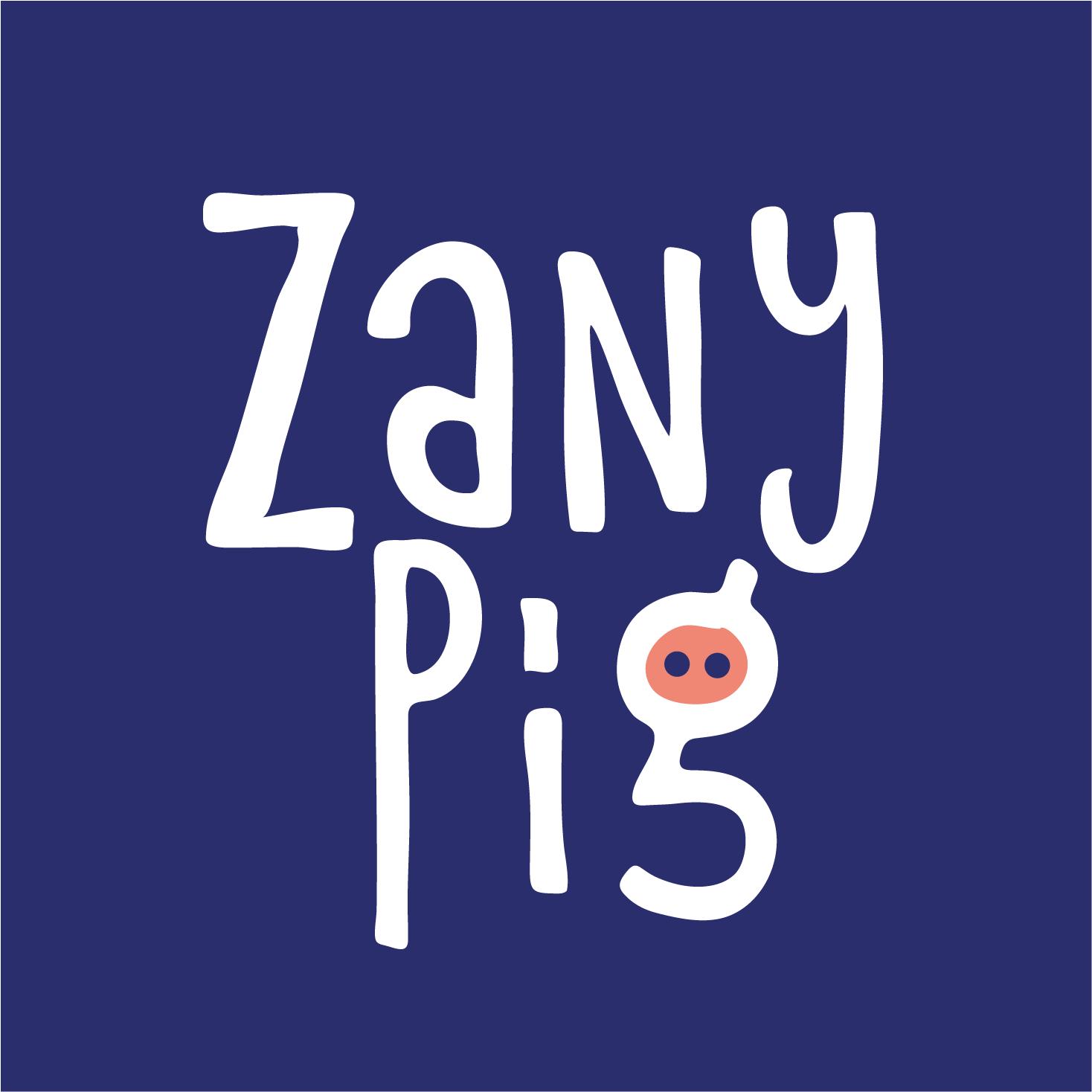 Zanypig's logo