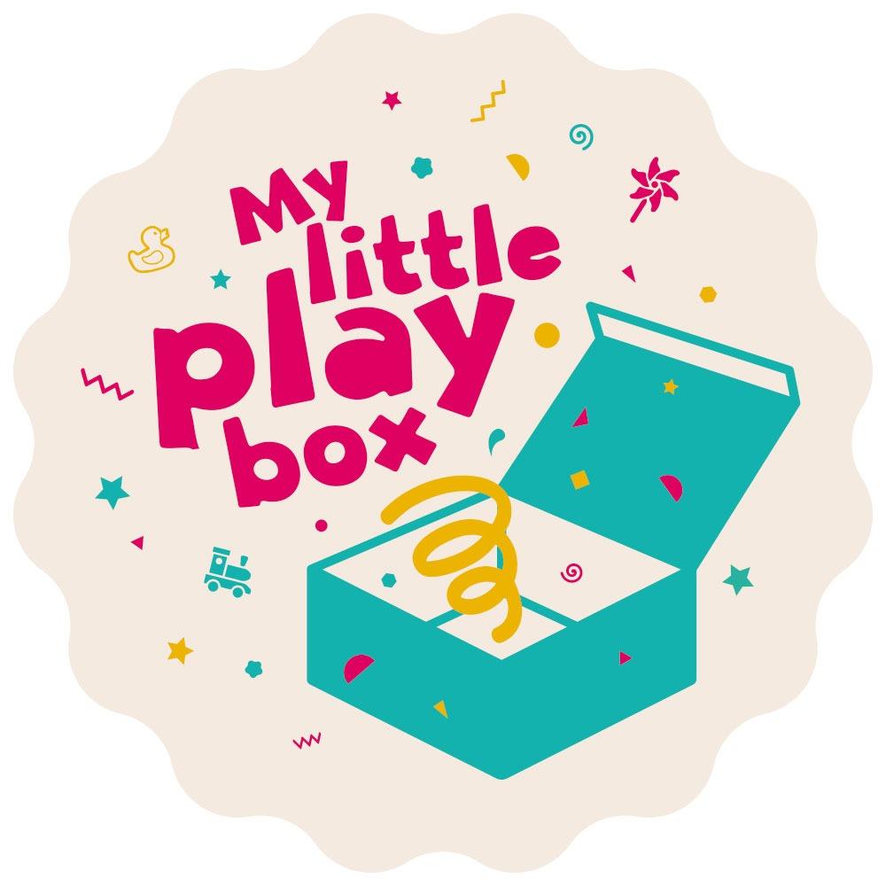 My Little Play Box's logo