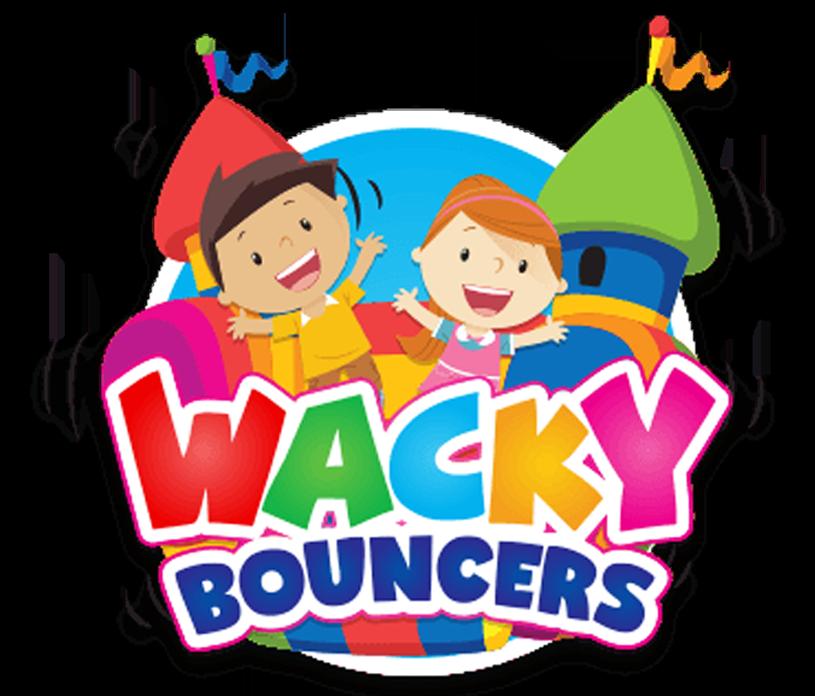 Wacky Bouncers's logo