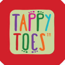 Tappy Toes Lanarkshire's logo