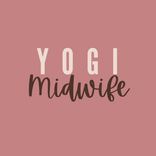 The Yogi Midwife 's logo